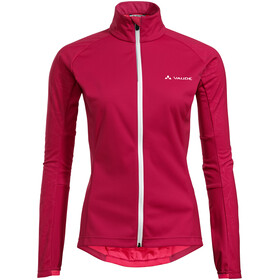 VAUDE Resca Light Softshell Jacket Dam cranberry